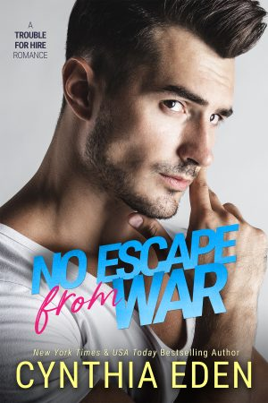Cover for No Escape from War