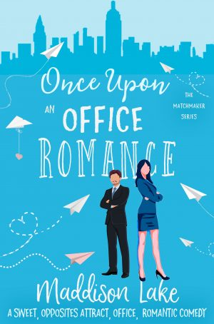 Cover for Once Upon an Office Romance