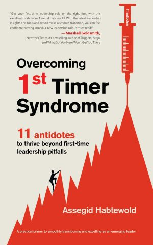Cover for Overcoming 1st Timer Syndrome