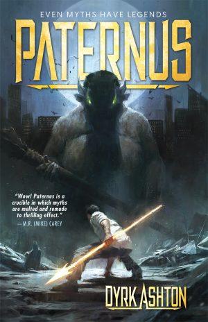 Cover for Paternus: Rise of Gods