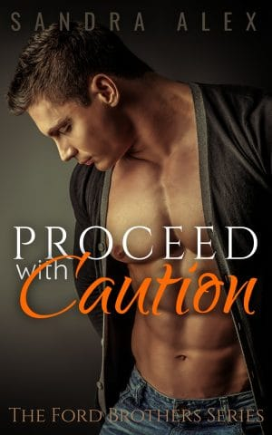 Cover for Proceed with Caution