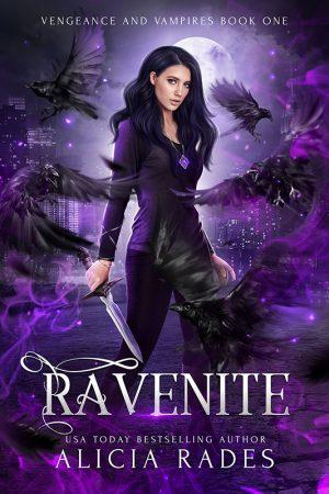 Cover for Ravenite