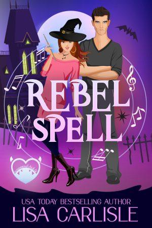 Cover for Rebel Spell