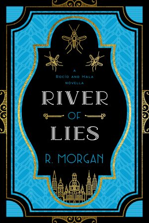 Cover for River of Lies