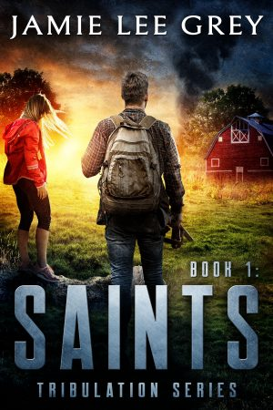 Cover for Saints