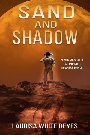 Cover for Sand and Shadow