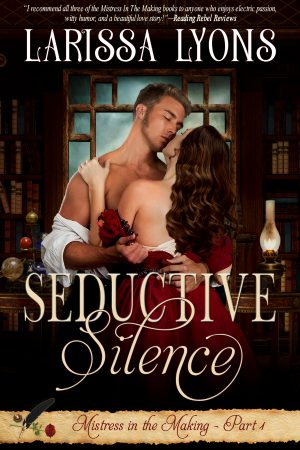Cover for Seductive Silence