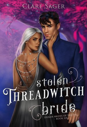 Cover for Stolen Threadwitch Bride