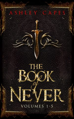 Cover for The Book of Never (Volume 1-5)