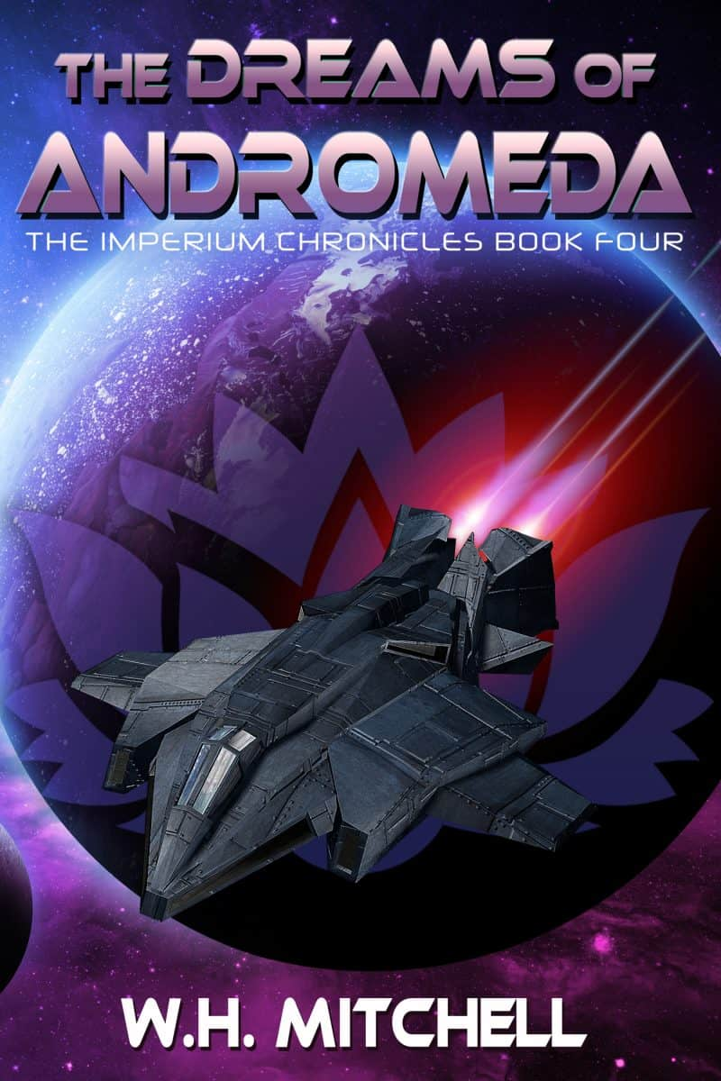 Cover for The Dreams of Andromeda