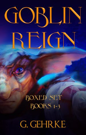 Cover for The Goblin Reign Boxed Set