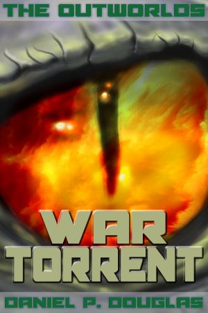 Cover for The Outworlds: War Torrent