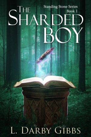 Cover for The Sharded Boy