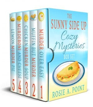 Cover for The Sunny Side Up Cozy Mysteries Box Set