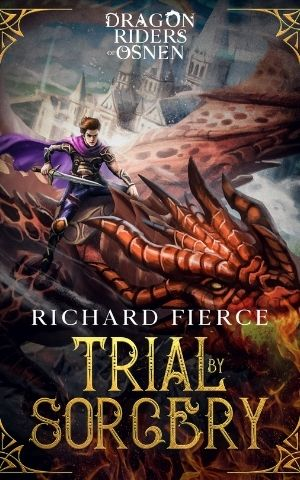 Cover for Trial by Sorcery