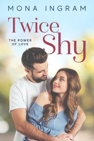 Cover for Twice Shy