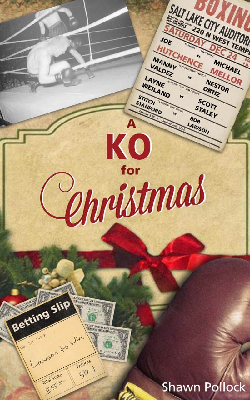 Cover for A KO for Christmas