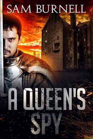 Cover for A Queen's Spy