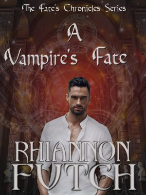 Cover for A Vampire's Fate