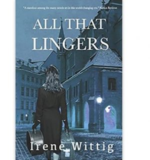 Cover for All that Lingers