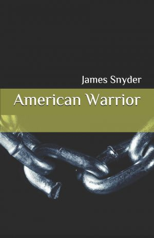 Cover for American Warrior