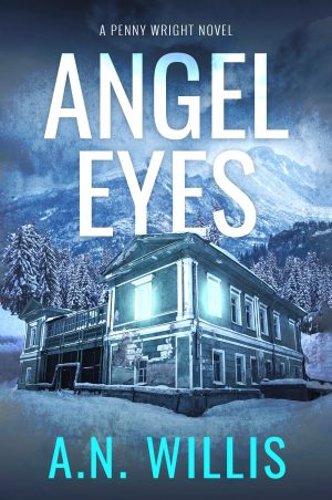Cover for Angel Eyes