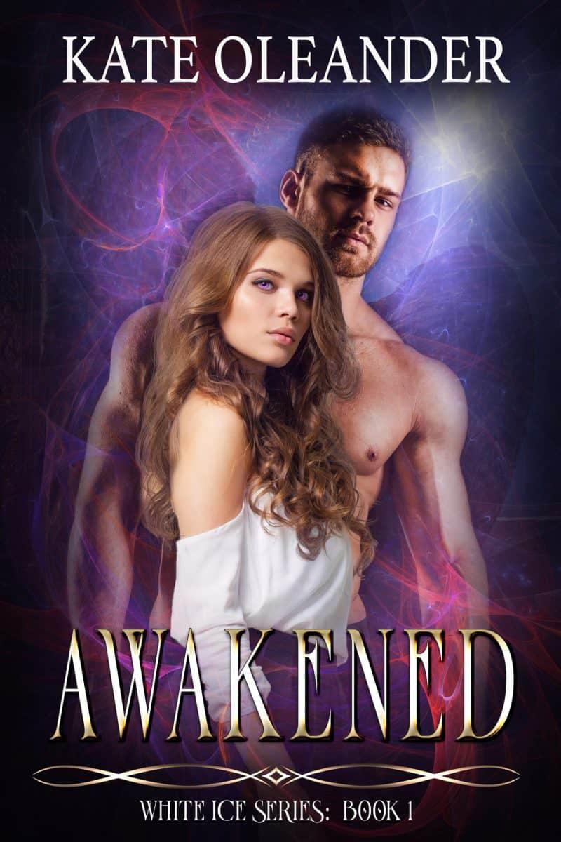 Cover for Awakened: A Fantasy Romance