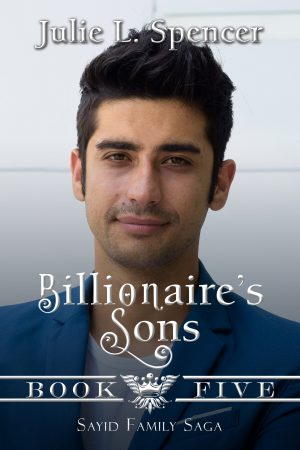 Cover for Billionaire's Sons