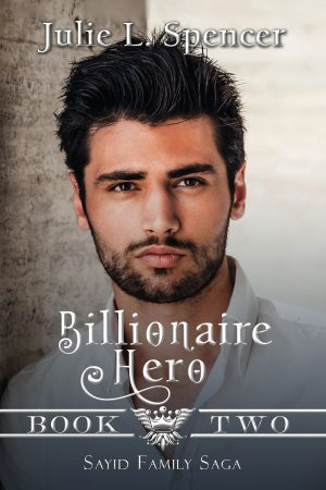 Cover for Billionaire Hero