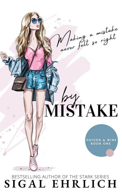 Cover for By Mistake