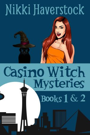 Cover for Casino Witch Mysteries 1 & 2