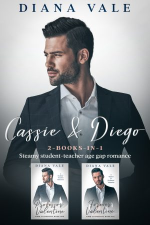 Cover for Cassie & Diego 2-Books-in-1