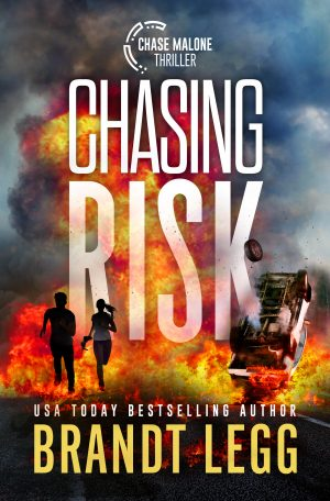 Cover for Chasing Risk