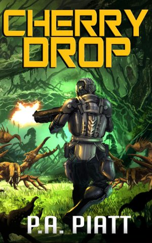 Cover for Cherry Drop