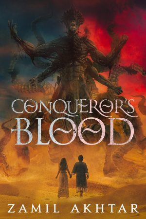 Cover for Conqueror's Blood