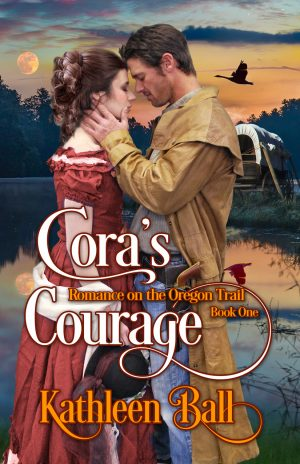 Cover for Cora's Courage