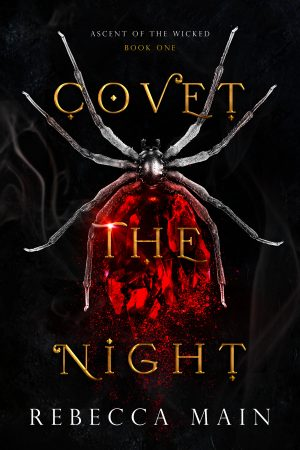Cover for Covet the Night