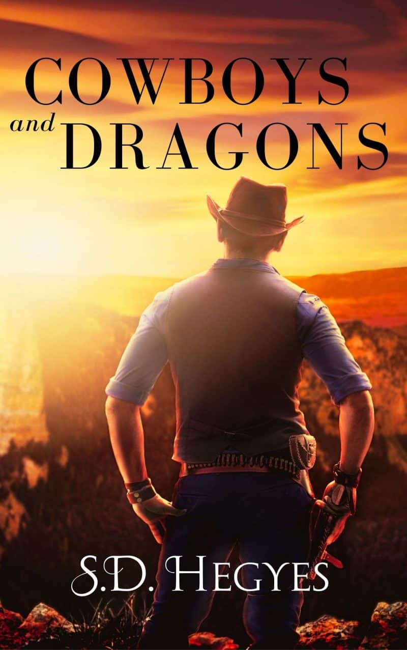 Cover for Cowboys and Dragons