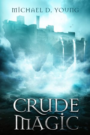 Cover for Crude Magic