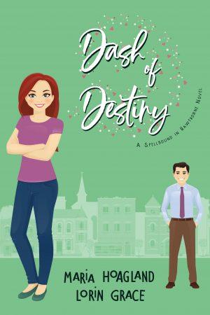 Cover for Dash of Destiny