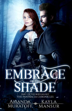 Cover for Embrace of the Shade