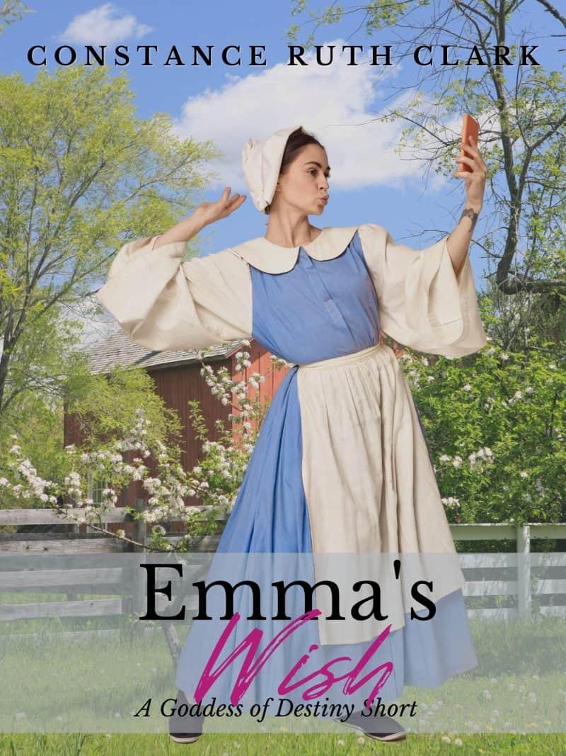 Cover for Emma's Wish: A Goddess of Destiny Short