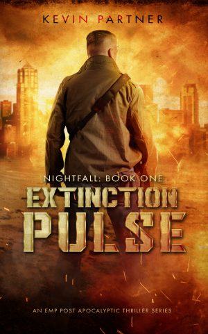 Cover for Extinction Pulse