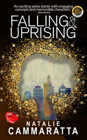 Cover for Falling and Uprising