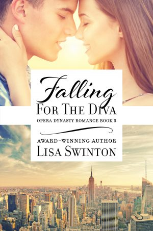 Cover for Falling for the Diva