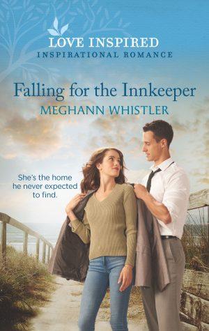 Cover for Falling for the Innkeeper