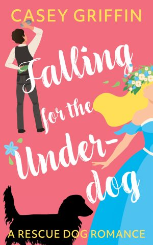 Cover for Falling for the Underdog