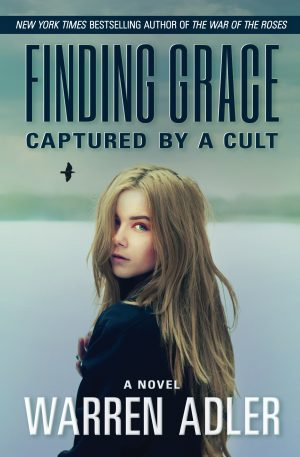 Cover for Finding Grace
