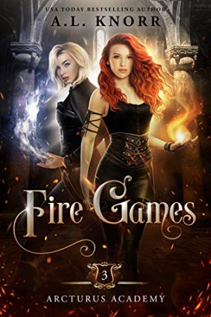 Cover for Fire Games