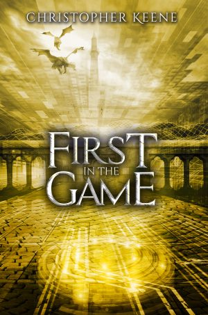 Cover for First in the Game
